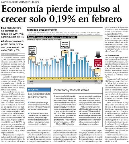 El Comercio (16-IV-09)